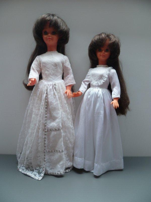 Betsie de Bella,Tenue de Mariée 1968