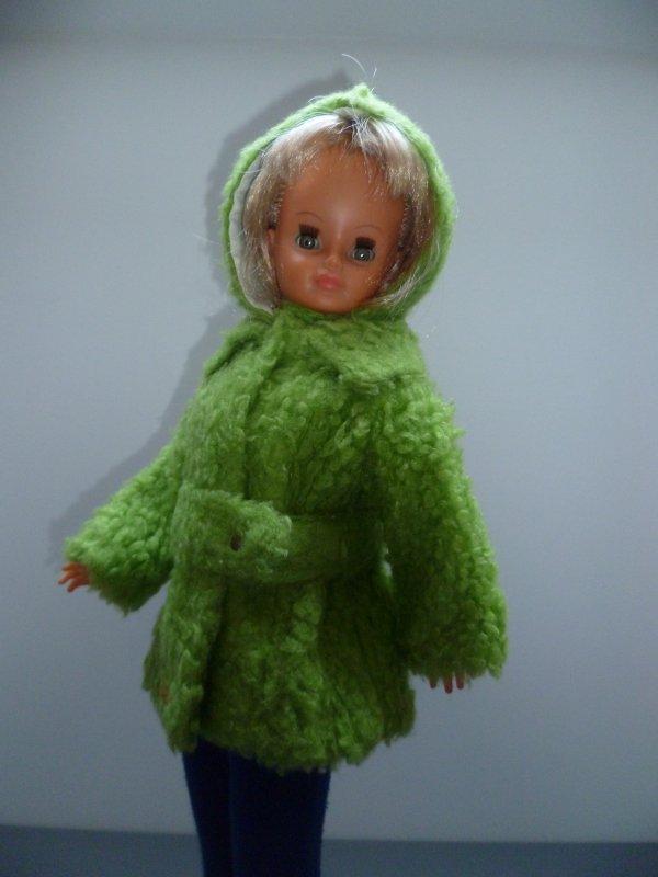 Une autre version de la tenue Toundra de Cathie