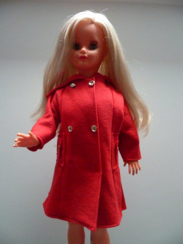 Betsie en tenue Mistral 1969