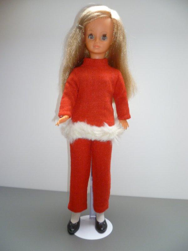 Une autre version de Cathie en tenue Malmo 1969