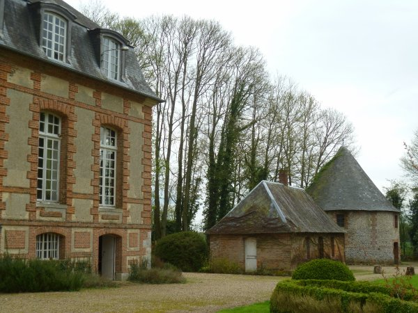 La Château de Fleury la Forêt