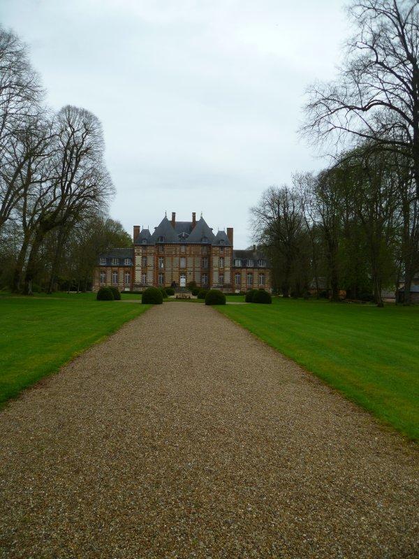 Le Château de Fleury la Forêt..suite
