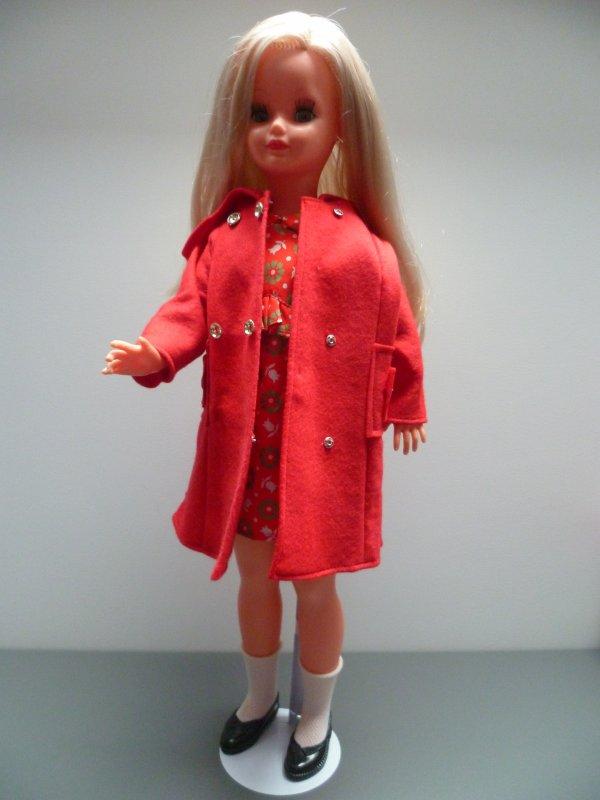 Les tenues de Betsie en 1969/70