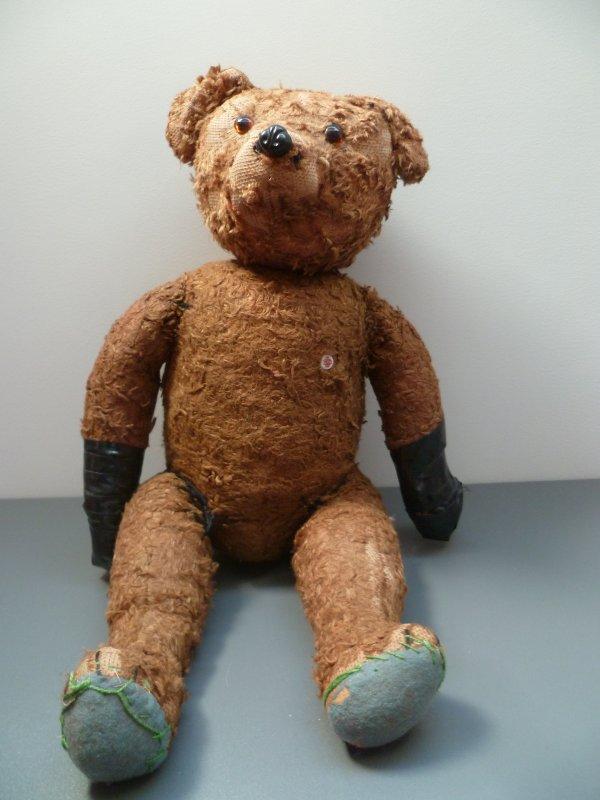 L'ours Petz de ma mère