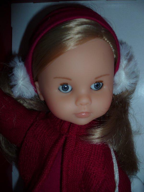 C'est de saison:Camille patineuse jakadi 2012!