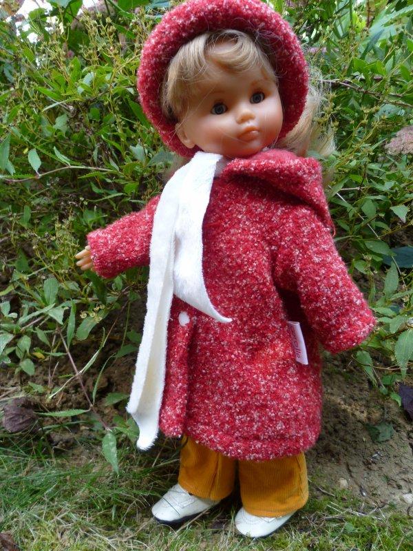 Fait froid: Les Chéries se couvrent....