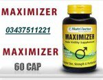 Maximizer 60 CAP In Pakistan 03437511221
