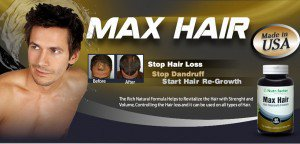 Max Hair 60 TAB in pakistan 03437511221