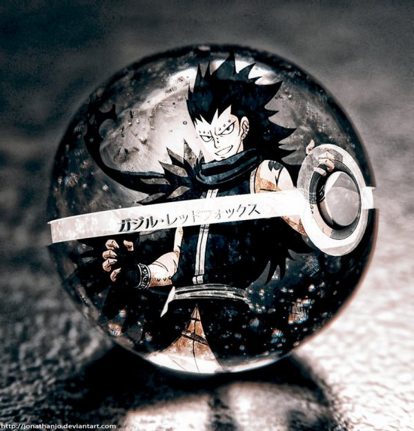 Anime in Pokeball