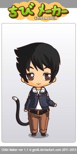 Version chibi (parce que tu me la demander Shi-chan ><)
