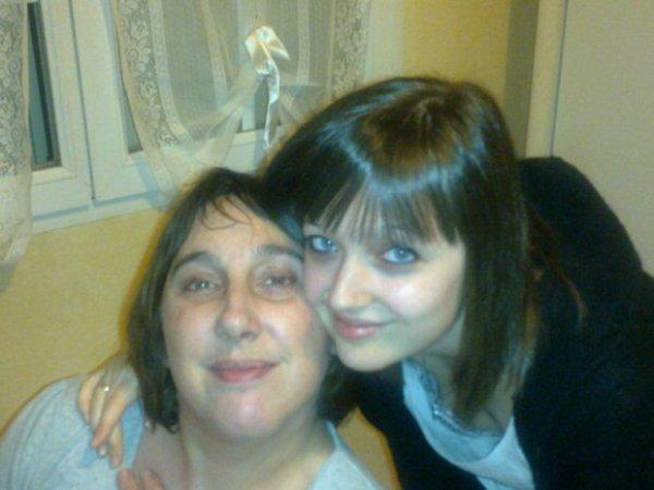 Ma maman et moi !