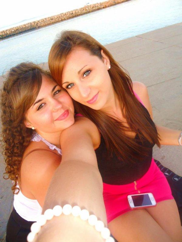 › Meilleure amie ; Sylvana&Célia. ♥