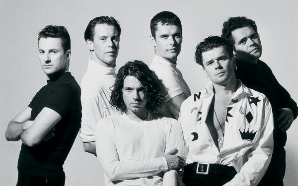 INXS IS EXTRA IN PICTURE #1