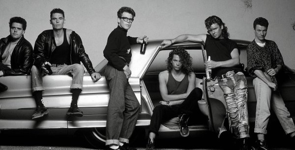 INXS IS EXTRA IN PICTURE #2
