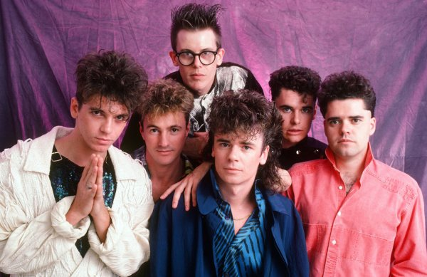 INXS IS EXTRA IN PICTURE #5