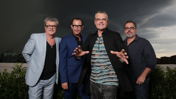 INXS IS EXTRA IN PICTURE #6