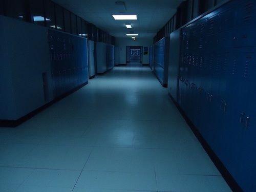 Dans le lycée d'Emma