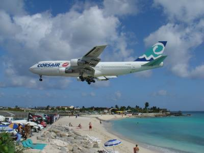 Boeing 747-300 Corsair