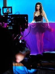 Le photoshoot de Selena  Gomez pour son parfum