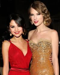 Selena est ses amis !!!