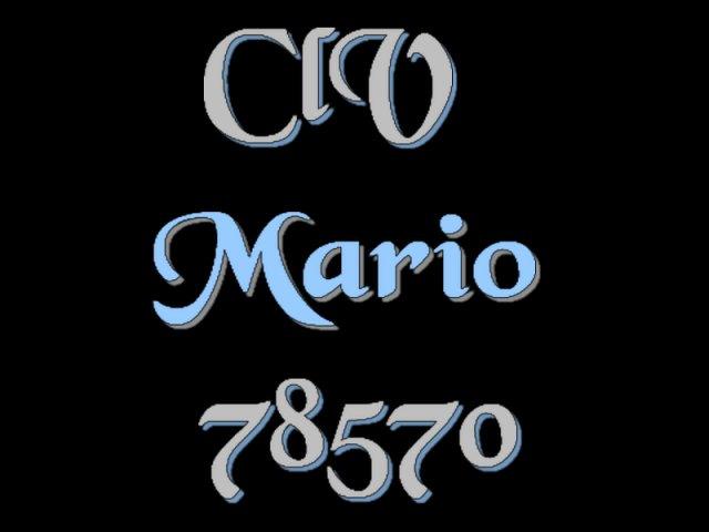 !! Mario !!