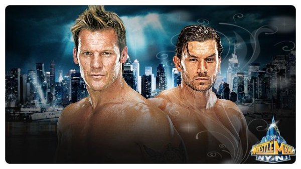 WrestleMania 29 - CHRIS JERICHO vs Fandango