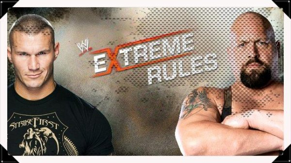 Extreme Rules 2013 - Extreme Rules Match, RANDY ORTON vs Big Show