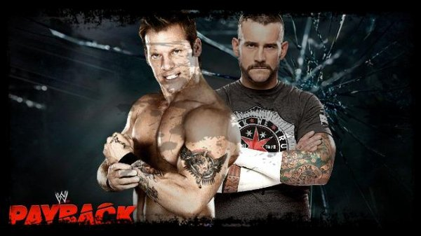 Payback 2013 - Chris Jericho vs CM PUNK