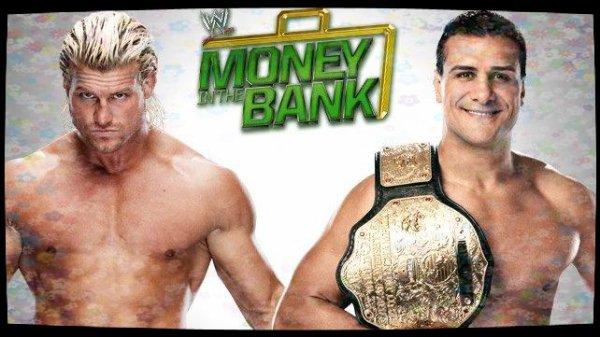 Money in the Bank 2013 - World Heavyweight Championship, ALBERTO DEL RIO vs Dolph Ziggler