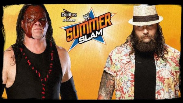 SummerSlam 2013 - KANE vs Bray Wyatt