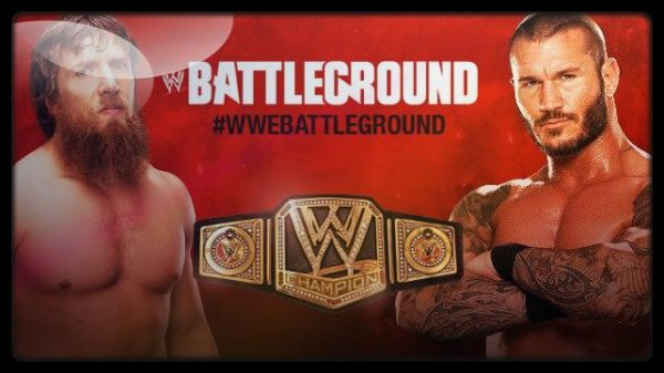 Battleground 2013 - WWE Championship Match, Daniel Bryan vs RANDY ORTON