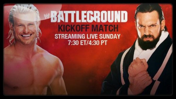 Battlegroud 2013 - DOLPH ZIGGLER vs Damien Sandow