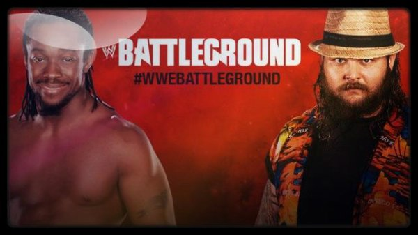 Battleground 2013 - KOFI KINGSTON vs Bray Wyatt