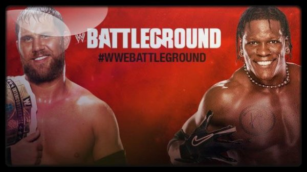 Battleground 2013 - Intercontinental Championship, Curtis Axel vs R-TRUTH