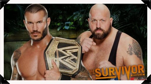 Survivor Series 2013 - WWE Championship, RANDY ORTON vs Big Show