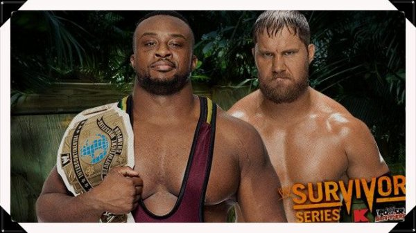 Survivor Series 2013 - Intercontinental Championship, BIG E LANGSTON vs Curtis Axel