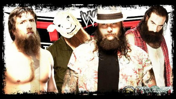 TLC 2013 - 3-on-1 Handicap Match, DANIEL BRYAN vs The Wyatt Family