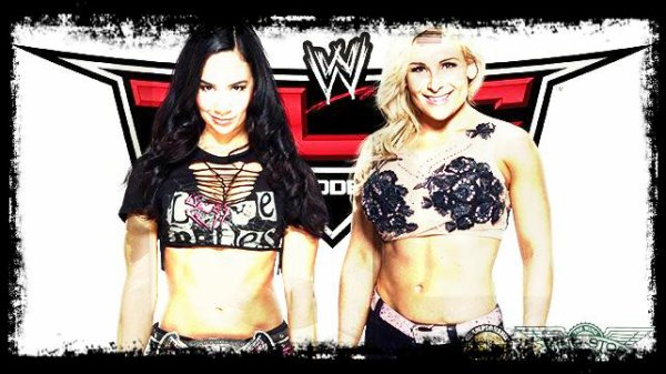 TLC 2013 - Divas Championship, AJ Lee vs NATALYA