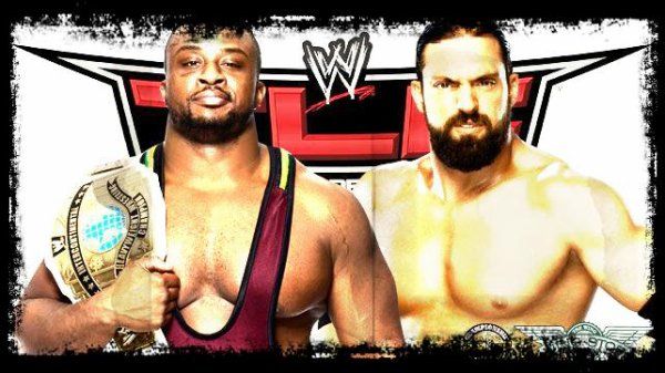 TLC 2013 - Intercontinental Championship, BIG E LANGSTON vs Damien Sandow