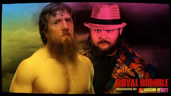 Royal Rumble 2014 - DANIEL BRYAN vs Bray Wyatt