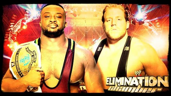 Elimination Chamber 2014 - Intercontinental Championship Match, Big E vs JACK SWAGGER