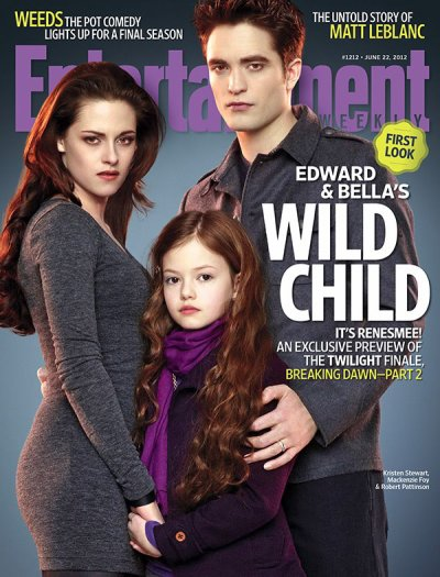 Photo officielle Breaking Dawn part 2 Entertainment Weekly en HQ!!