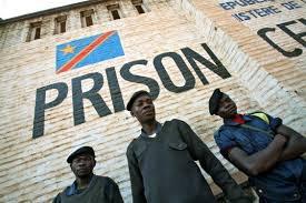 RDC : Plus d'une centaine de détenus s'évadent de la prison du cinquantenaire.