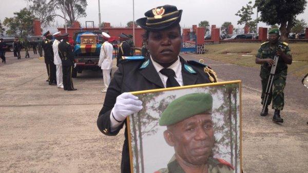 RDC : Le Général Bahuma promu à titre posthume au rang de Lieutenant-Général.