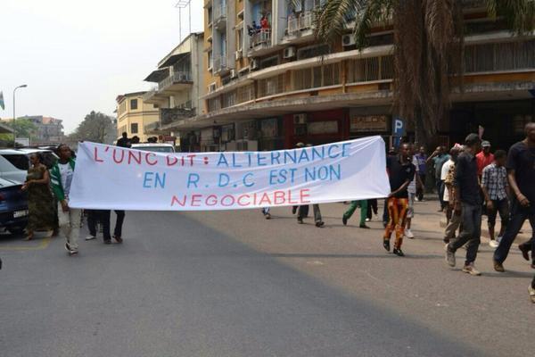 RDC : Après son rendez-vous manqué, l'opposition dénonce l'action des autorités et promet une nouvelle marche.