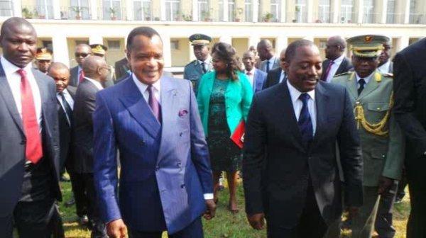 RDC : La reprise du commerce entre les deux Congo au centre de la visite de Sassou.