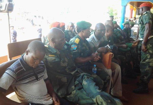 RDC : Procès Mamadou : Un des suspects été surpris en train de fouiller le corps du colonel juste après l'attaque