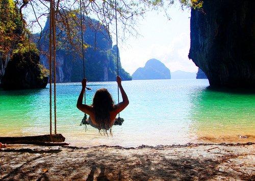 The sea  the paradise !