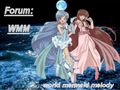 Forum : World of Mermaid Melody !