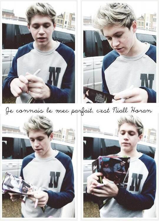 spécial Niall.